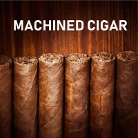 Machined cigar