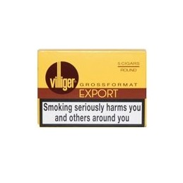 Villiger Export Round Brown