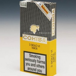 Cohiba Siglo VI pack of 3...